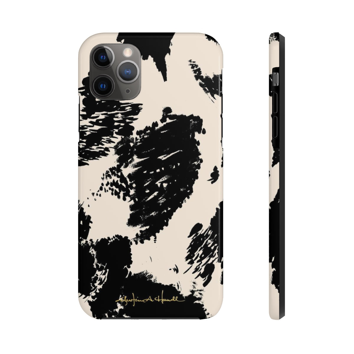 Bessie Added Amour Phone Case