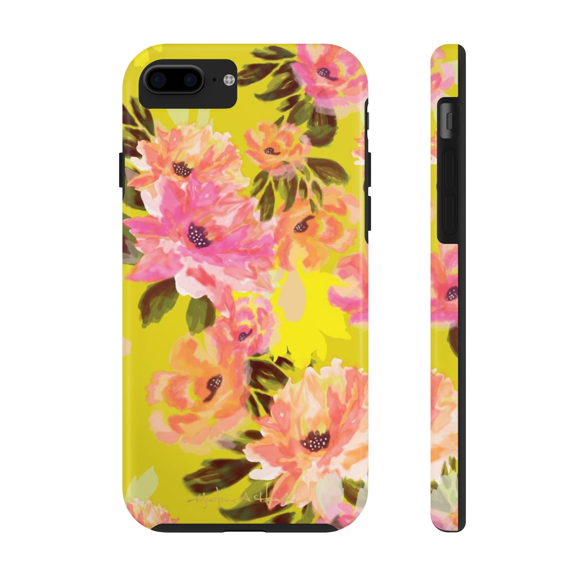 Analucia Added Amour Phone Case