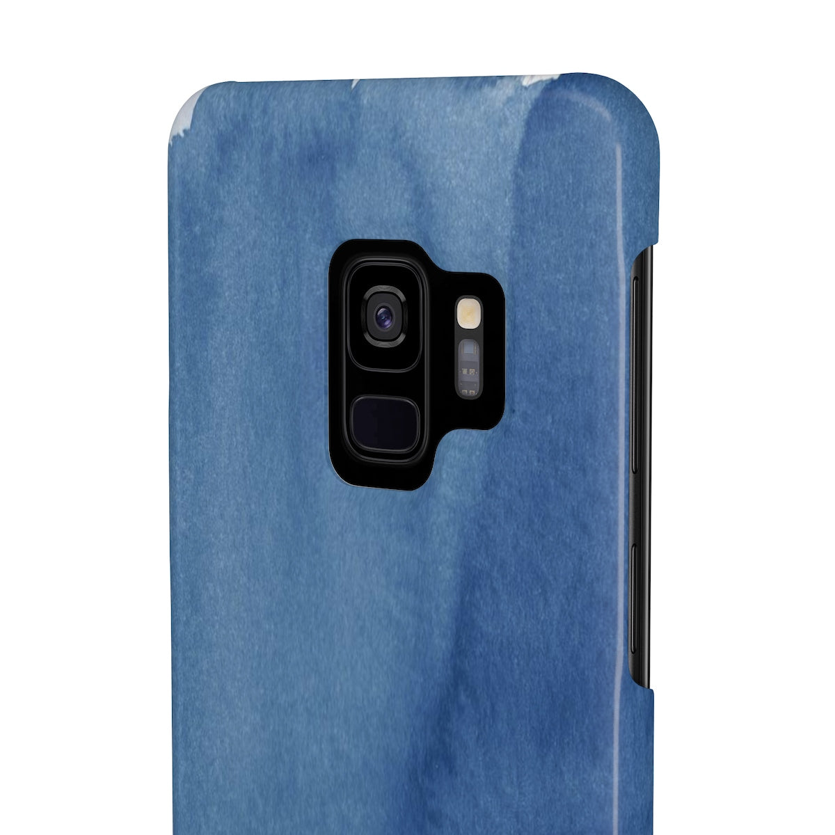 Denim Color Cap Sleek and Chic Phone Case
