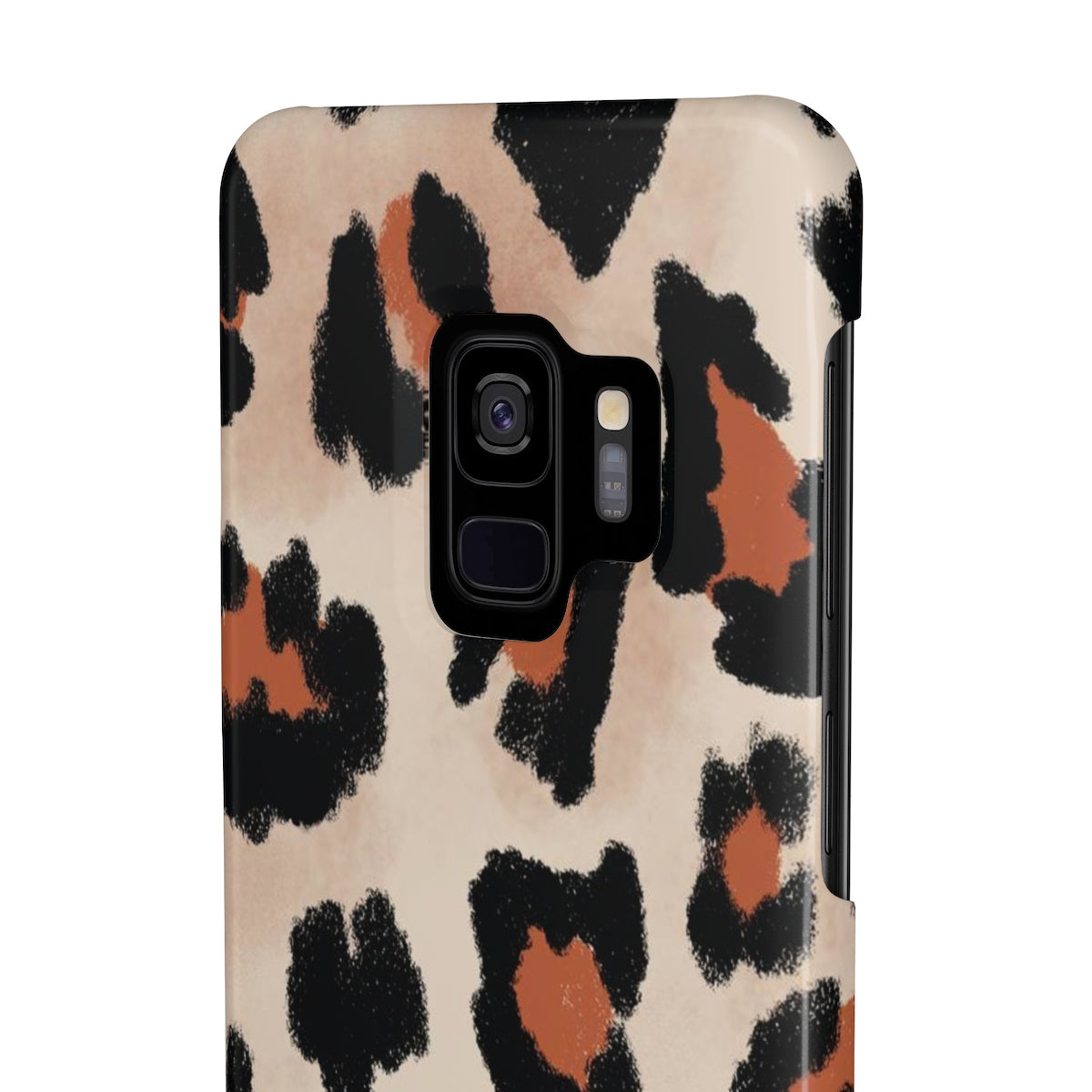 Leopard Sleek and Chic Phone Case