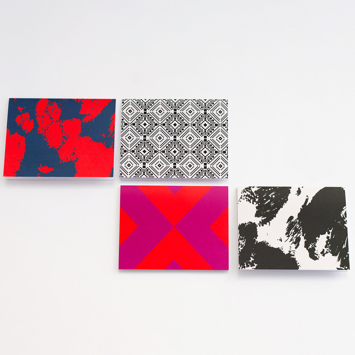 7Loft Card Set | Khristian A. Howell modern home decor online, original pattern designs, exclusive home decor designs