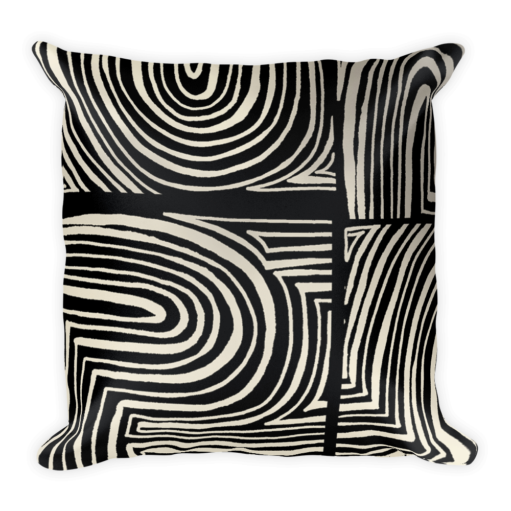 Cava Throw Pillow (with or without insert)