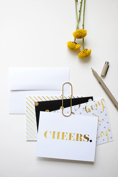 Cheers Card Set / on sale