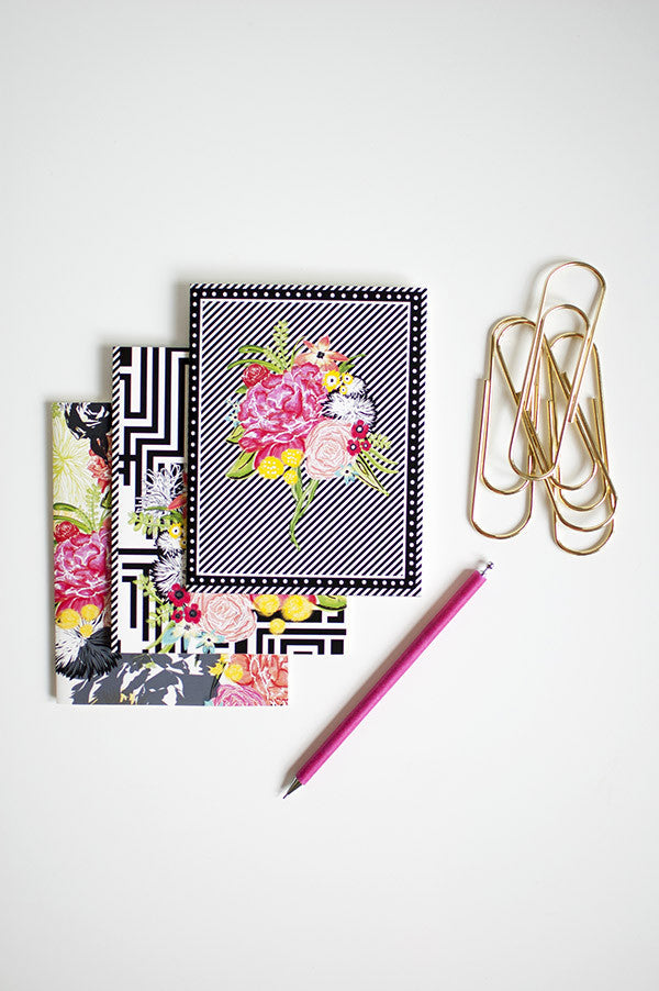 Modern Eclectic Jotter Pack | Khristian A. Howell modern home decor online, original pattern designs, exclusive home decor designs