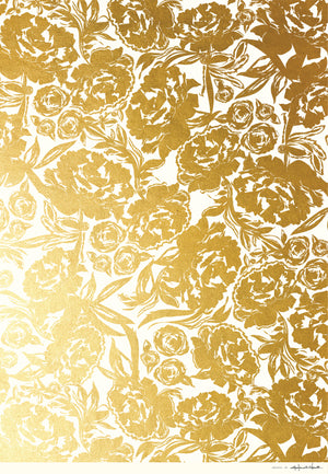 Arianna Gift Wrap (more colors) | Khristian A. Howell unique Christmas wrapping paper, unusual Christmas wrapping paper, unusual Xmas wrapping paper, weird gift wrap
