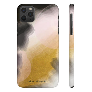 Cocktail Hour Sleek and Chic Phone Case