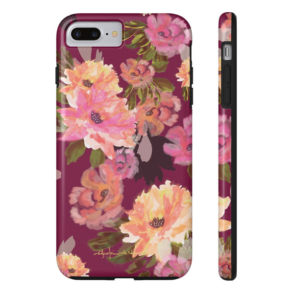 Analucia Merlot Phone Case
