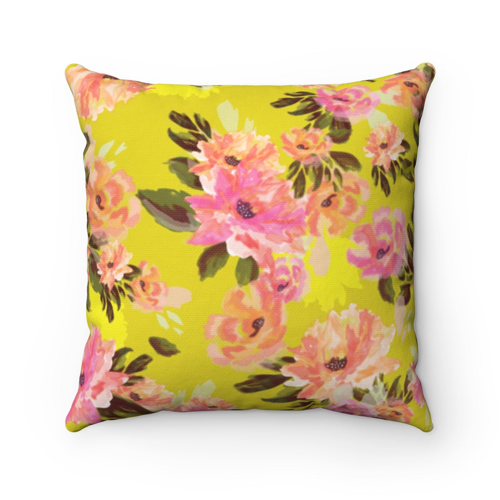 Analucia Throw Pillow