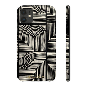 Cava Black Added Amour Phone Case