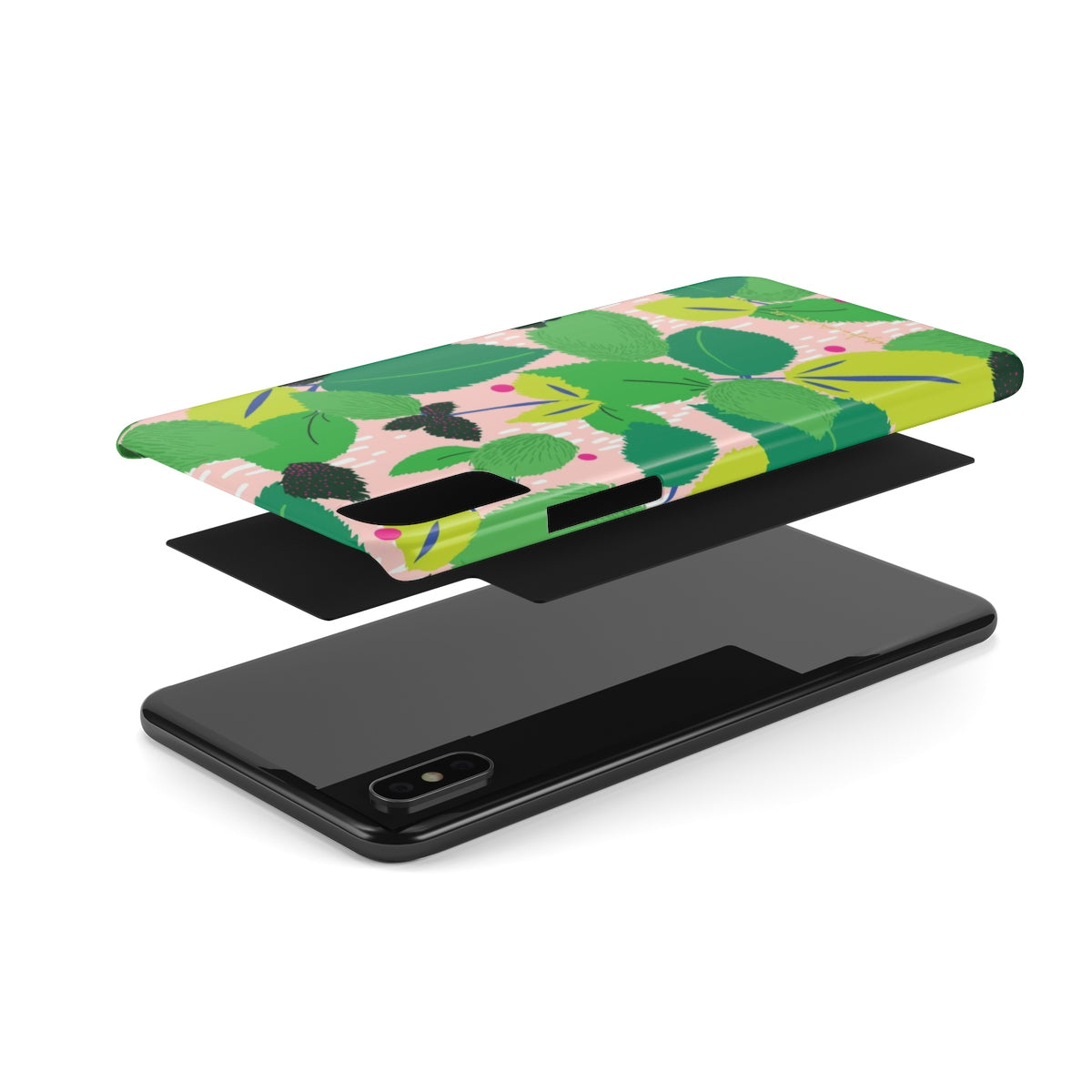 Garden District Sleek and Chic Phone Case