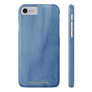 Denim Color Cap Case