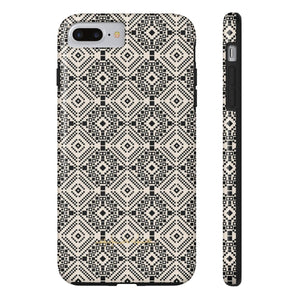 Tiles Phone Case | Khristian A. Howell modern home decor online, original pattern designs, exclusive home decor designs