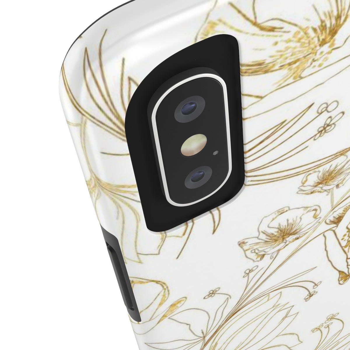 Ansley Park White Added Amour Phone Case