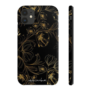Ansley Park Black Added Amour Phone Case
