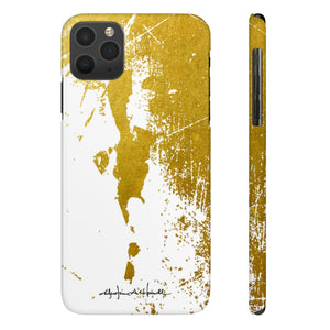 Float Away Sleek and Chic Phone Case