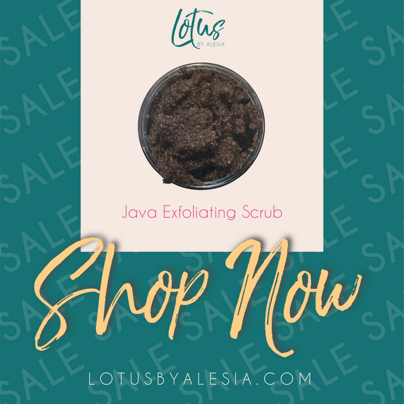 Java Exfoliating Scrub