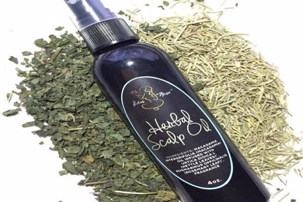 Herbal Scalp Oil