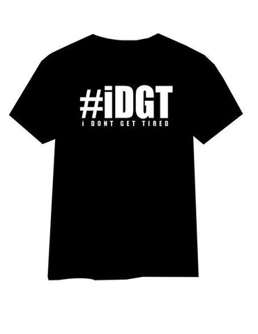 Classic #iDGT T  (4 Colors Available)