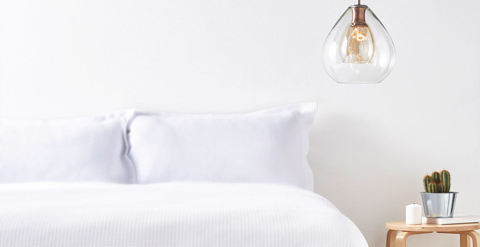 Hygge Lighting Organic Bedding