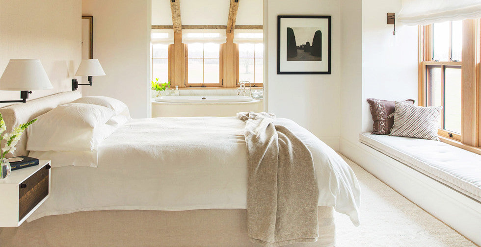 Hygge Bedroom Organic Bedding