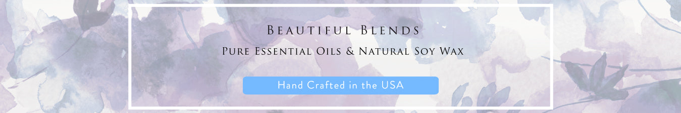 SOL Aromas, Pure essential oils, natural soy wax, Made in the USA