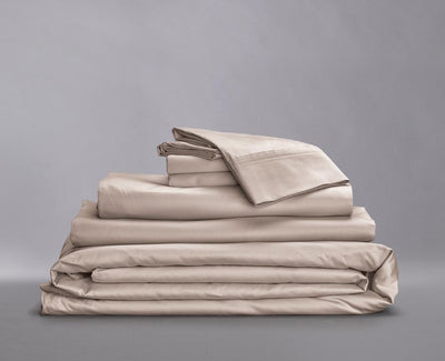 Pleated Organic Bedding Bundle
