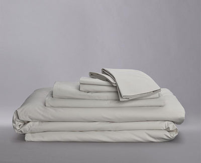 Crisp Percale Organic Bedding Bundle