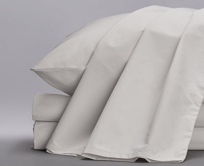 Percale Sheet Sets Dove Grey