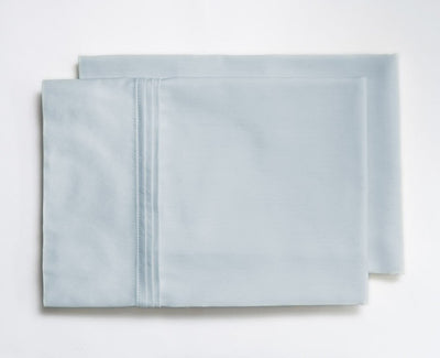 Pleated Organic Pillowcases