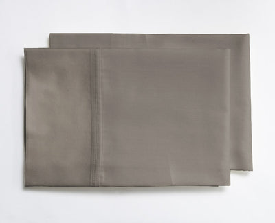 Hemmed Organic Pillowcases