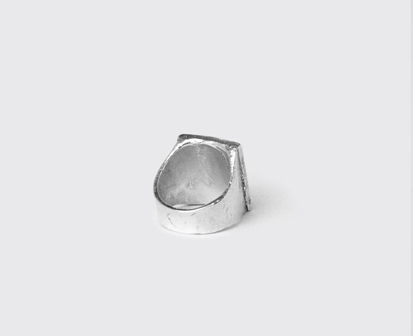 RING (SS INSET - RECT)