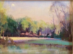 stravitzartgallery.com - Melanie Chambers Hartman - Paintings - A Slice of Light