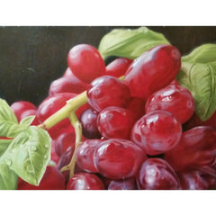 stravitzartgallery.com - Eric & Todd Lindbergh - Paintings - Grapes