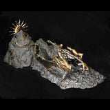 stravitzartgallery.com - Richard Stravitz - Sculpture - Gateway to a New Life - 1
