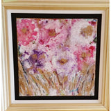 stravitzartgallery.com - Holly Markhoff - Paintings - Pink Bouquet