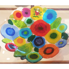 stravitzartgallery.com - Lisa Mote - Glass - Small Glass Bowl