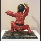 stravitzartgallery.com - Richard Stravitz - Sculpture - Birth of an Athletic Power - 4
