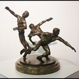 stravitzartgallery.com - Richard Stravitz - Sculpture - Discus - 5