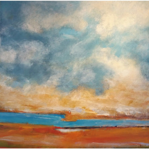 stravitzartgallery.com - V Noe - Paintings - Warm Breeze