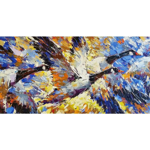 stravitzartgallery.com - Vladimir Piven - Paintings - To the Sun