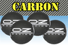 OZ Racing Carbon - 3D Naljepnice za felge