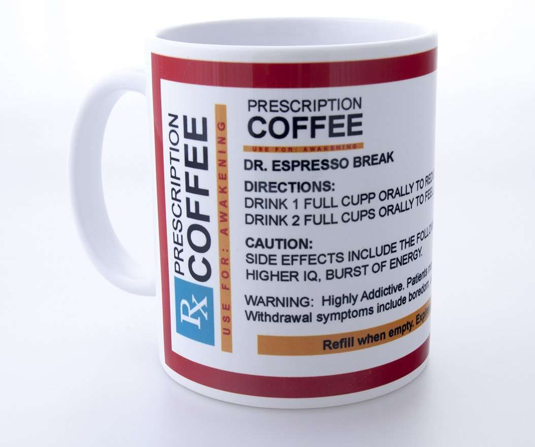 Šalica Coffee Pills
