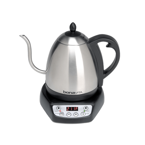 Bonavita Gooseneck Kettle Variable Temperature