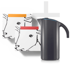 Peak Water Filter & 2x250g Coffee Subscription