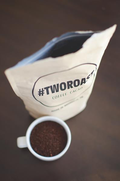 The Original Two Roast - 6oz gift stand-up pouch