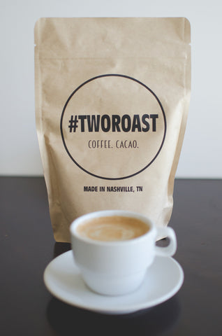The Original Two Roast - 12oz stand-up pouch
