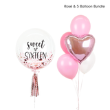 Confetti Balloon Set