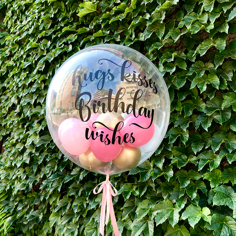 BESPOKE BUBBLE BALLOON