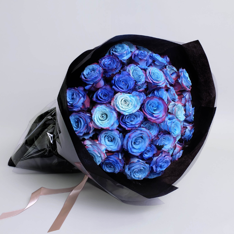 BLUE CHARM - BerryBlush-Toronto Luxury Flowers