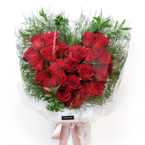LOVE SPELL - BerryBlush-Toronto Luxury Flowers